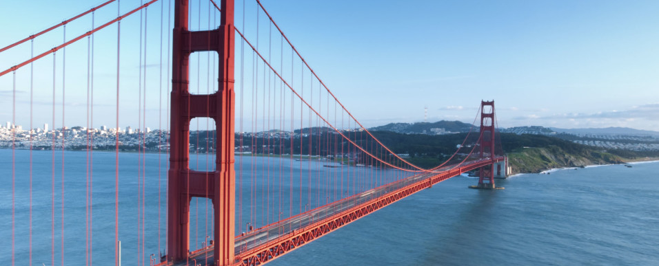 Golden Gate Bridge |  Anne Costin San Francisco Attorney